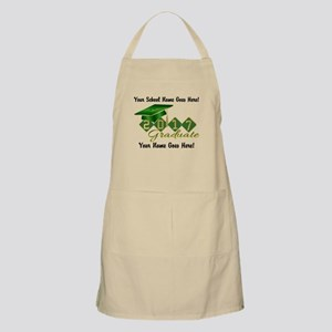 Graduate Green 2017 Light Apron