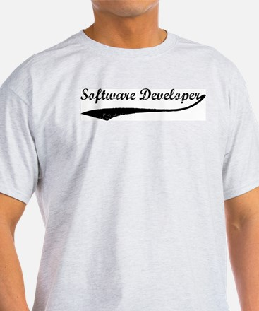 Software Developer (vintage) T-Shirt