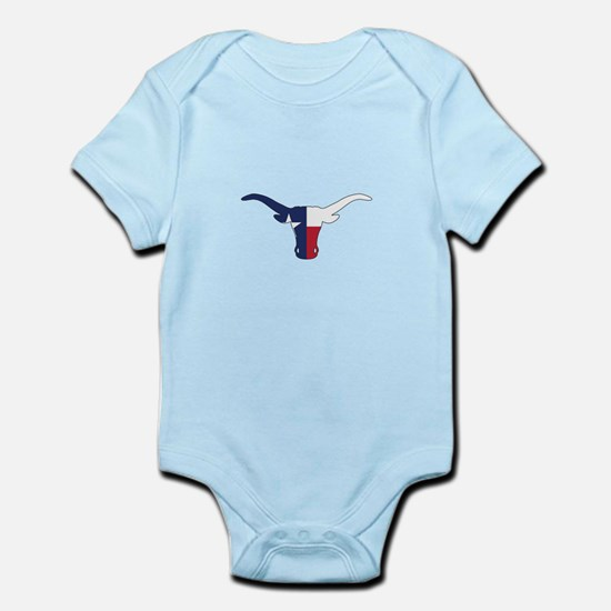 Texas Longhorn Body Suit