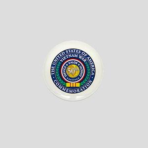 Vietnam War Commemorative Mini Button