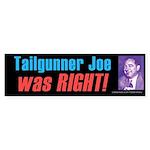 Tailgunner Sticker (Bumper 50 pk)