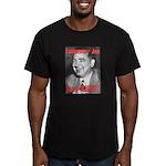 Tailgunner Men's Fitted T-Shirt (dark)