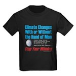 Climate Kids Dark T-Shirt