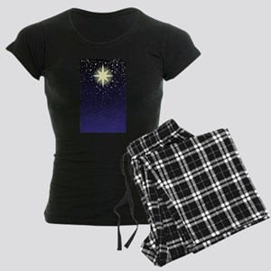 Stars Women's Dark Pajamas