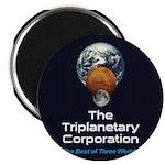 TPC Logo Magnet
