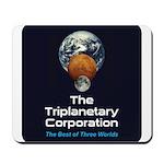 TPC Logo Mousepad