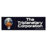 TPC Logo Sticker (Bumper 10 pk)