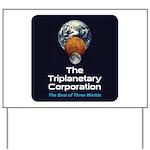 TPC Logo Yard Sign