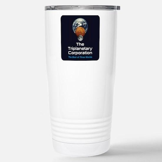 TPC Logo Stainless Steel Travel Mug