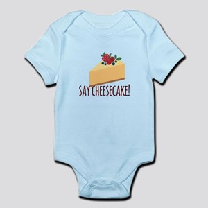 Say Cheesecake Body Suit