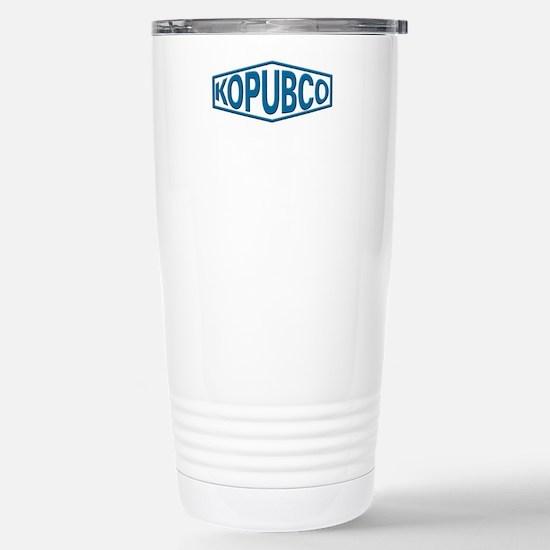 KoPubCo Stainless Steel Travel Mug