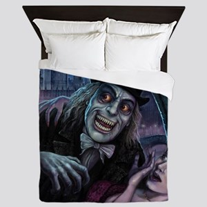 Vampire of London Queen Duvet