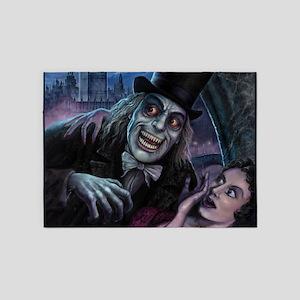 Vampire of London 5'x7'Area Rug