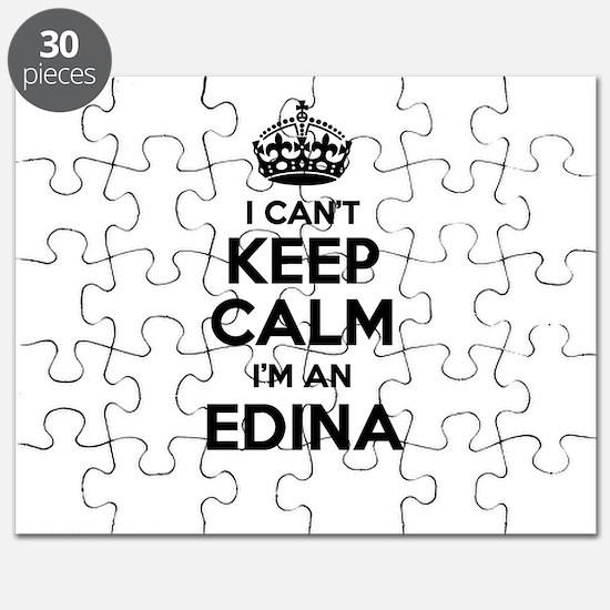 I can't keep calm Im EDINA Puzzle