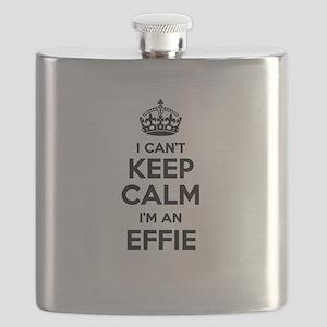 I can't keep calm Im EFFIE Flask