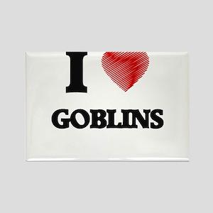 I love Goblins Magnets