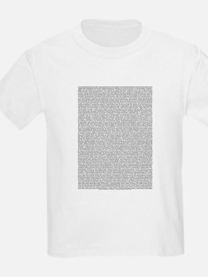 Unique Scripting T-Shirt