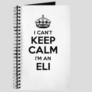 I can't keep calm Im ELI Journal