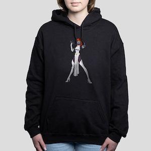 X men devil art Women's Hooded Sweatshirt