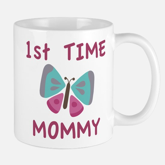 1st Time Mommy Mugs