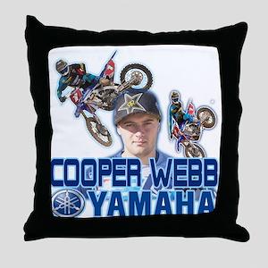 C Webb17 Throw Pillow