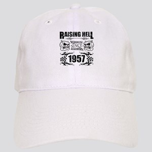 Raising Hell Since 1957 Cap