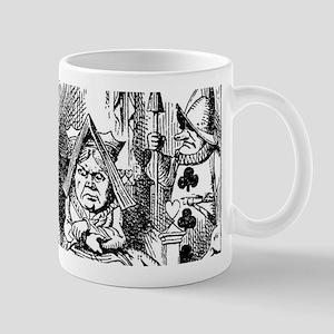 Vintage Alice in Wonderland Mugs