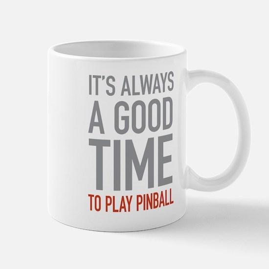 Play Pinball Mugs