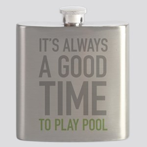 Play Pool Flask