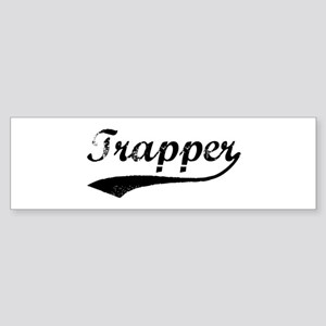 Left my Trapper Bumper Sticker