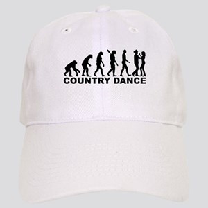 Evolution country dance Cap