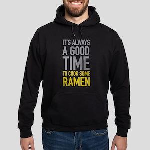 Cook Ramen Hoodie (dark)