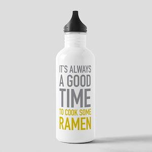 Cook Ramen Stainless Water Bottle 1.0L