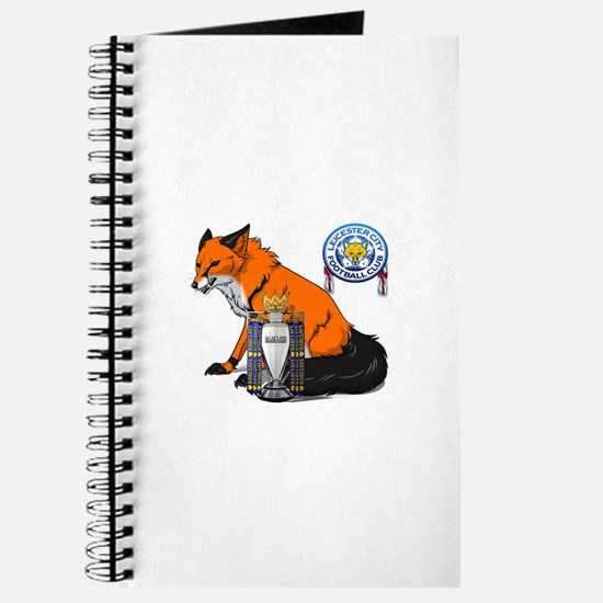 Leicester City BPL Champions Journal