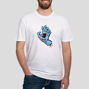 Santa Cruz hand art T-Shirt
