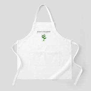 plant whisperer Apron
