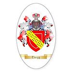 Twigg Sticker (Oval)