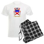 Twiddy Men's Light Pajamas