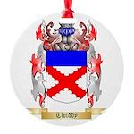 Twiddy Round Ornament