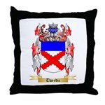Tweedie Throw Pillow