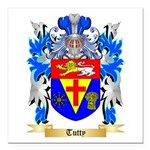 Tutty Square Car Magnet 3
