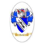 Tuttle Sticker (Oval 10 pk)