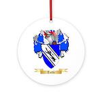 Tuttle Round Ornament