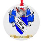 Tutt Round Ornament