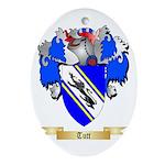 Tutt Oval Ornament