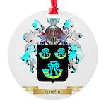 Tustin Round Ornament