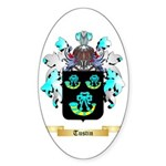 Tustin Sticker (Oval 50 pk)
