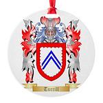Turrill Round Ornament