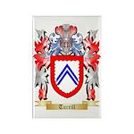 Turrill Rectangle Magnet (100 pack)