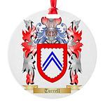 Turrell Round Ornament